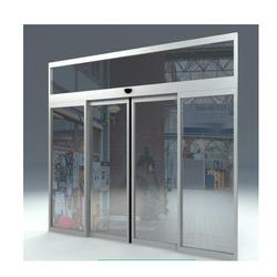 Automatic Glass Sliding Doors