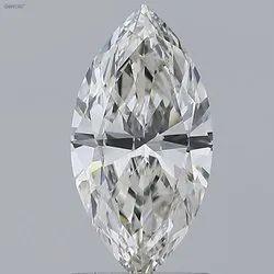 Marquise Cut 1.10ct IGI Certified Diamond CVD H VS1 Type2A