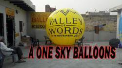 Promotional PVC Sky Balloon