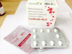 Methylcobalamin Alpha Lipoic Acid Folic Acid Tablets