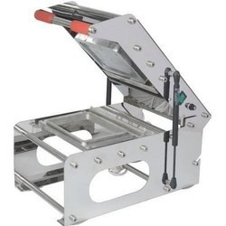 Laminated Ld Film Tray Sealing Machine