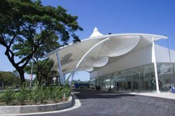 New Arts Tensile Membrane Structure