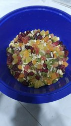 a Grade Berries n Seeds Trail Mix