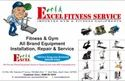 Elliptical Cross Trainer Repairing Servicing