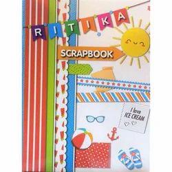 Both Side Plain Scrap Book