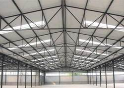 PVC Industrial Sheds