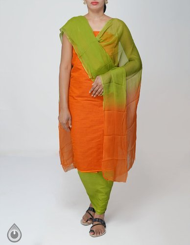 Casual Wear And Formal Wear Andhra Khadi Cotton Salwar Kameez