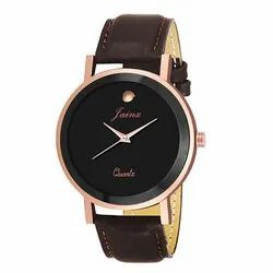 Jainx Copper Analog Watch for Men & Boys JM338