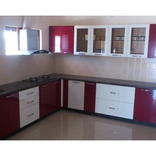 Modular Kitchen At Rs 3400 /square Feet