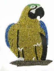 TBP 205 Beaded Patches