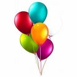 Colourful Latex Balloon