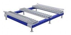 Mild Steel Roller Rack
