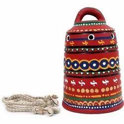 Handmade Terracotta Bell