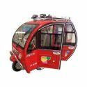 Electric Rickshaw Sticker