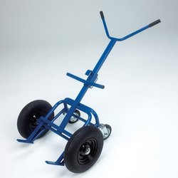 Portable Mechanical Drum Trolley