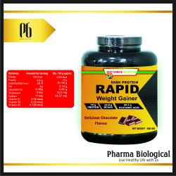 High Protein Rapid Weight Gainer