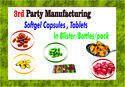 Softgel capsules Multivitamin Mineral  Antioxident Capsules