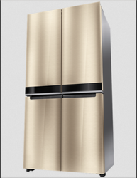 Whirlpool W Series 4 Door 677 Ltrs Crystal Mocha (677 Ltr) Refrigerators