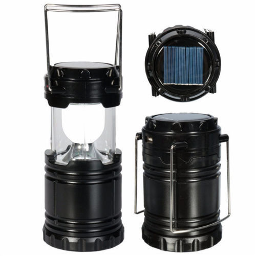 Solar Lantern Led 6 Rechargeable Camping nwmON80v