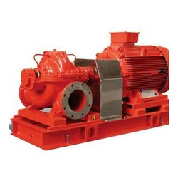 Wilo - Mather & Platt -Fire Fighting Pumps