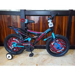 Mild Steel Mad Maxx Bicycles Avengers Kids Cycle, Size: 16 inch