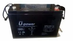 U POWER 100AH BATTERY