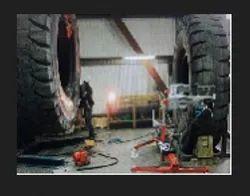 OTR Tyre Repairs Services