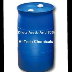 Dilute Acetic Acid 70%