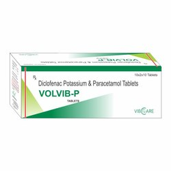 Diclofenac Paracetamol Tablets