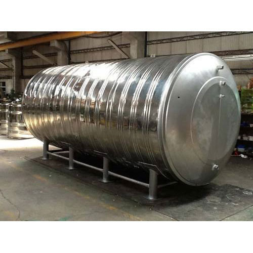 Steel Fabrication Services: Stainless Steel Modular Steam Boiler Fabrication Services
