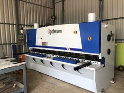 Hydraulics Shearing Machine
