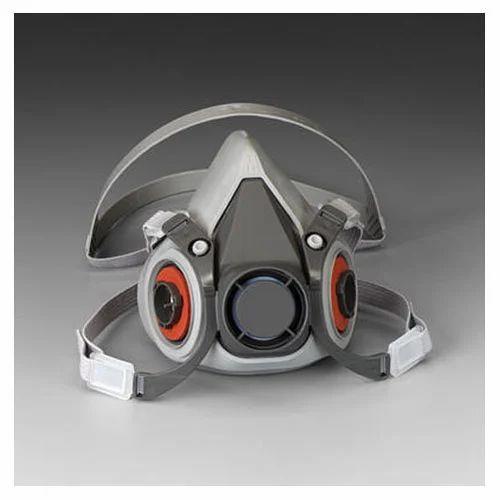 3m 6200 Half Face Mask, P100