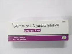 L - Ornithine L - Aspartate Infusion