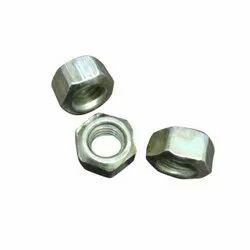 Hexagonal Aluminium Hex Nut