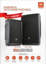 Black JBL IRX108BT, 1,300W