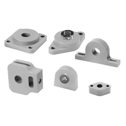 Industrial Bearing Block
