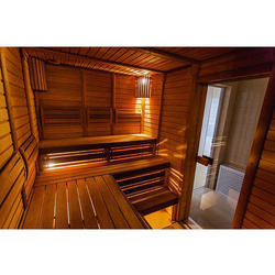 5 People Sauna Steam Room