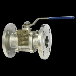 ABV Air Handle Operated Ball Valve Flange End