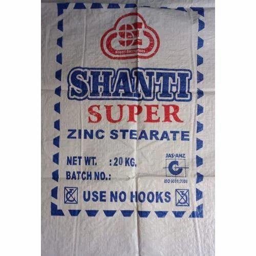 Powder Super Zinc Stearate 20 Kg Rs 115 Kilogram Rpg Polychem