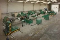 Metal Coil Slitting Line