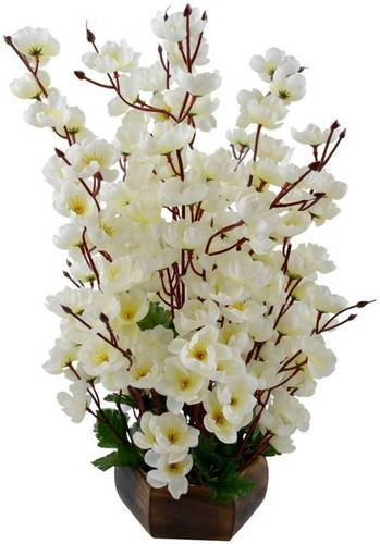 Artificial white orchid flower at rs 365 piece fake flower artificial white orchid flower mightylinksfo