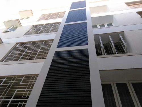 Ducting Ventilation Louvers
