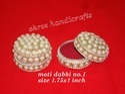 Pearl Dabbi Round