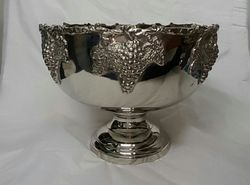 Silver Central Table Bowl