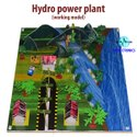 Hydro Power Plant Working Model