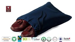 Reusable Cotton Shoe Bag