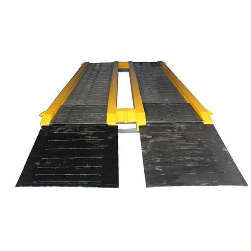 Electronic Pitless Weighbridge