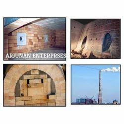 Chimney Boiler Refractive Lining Services
