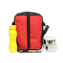 Colored Tiffin Bag