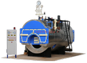 IBR Wood Fired Steam Boiler